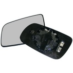 BMW 7 Series [02-07] Clip In Heated Wing Mirror Glass - Blue Tinted